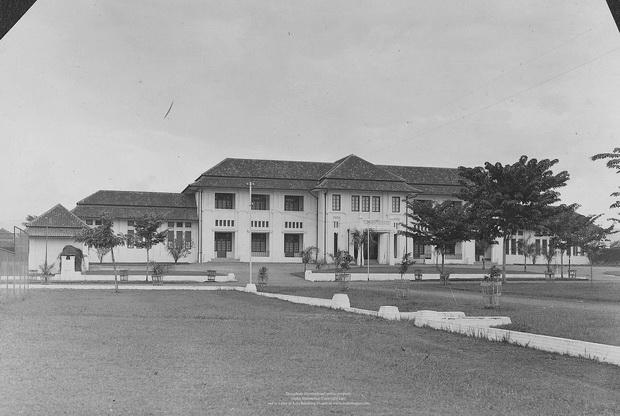 Rumah Sakit Ranca Badak tahun 1920